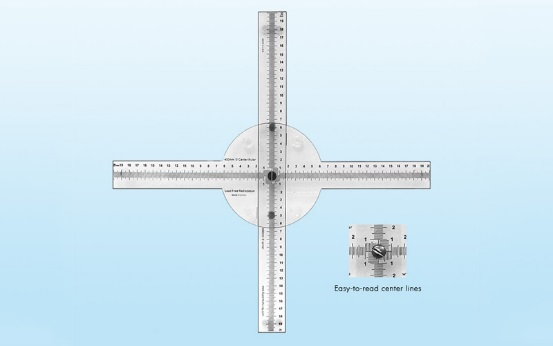 X-Ray Ruler